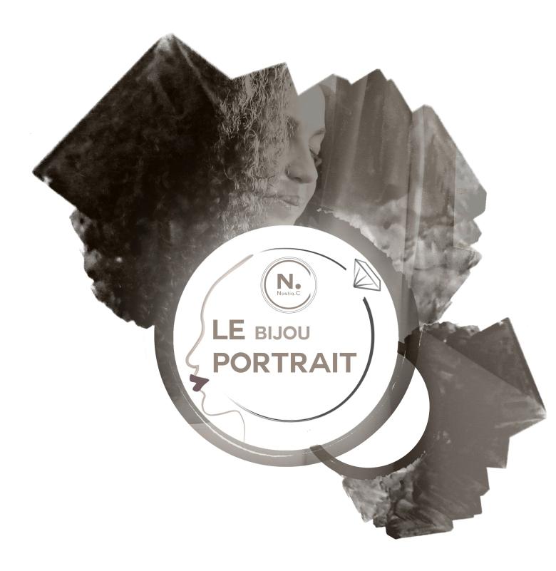image le bijou portrait gaelle logo